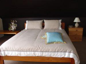 Main Bedroom at Greenolive Homestead